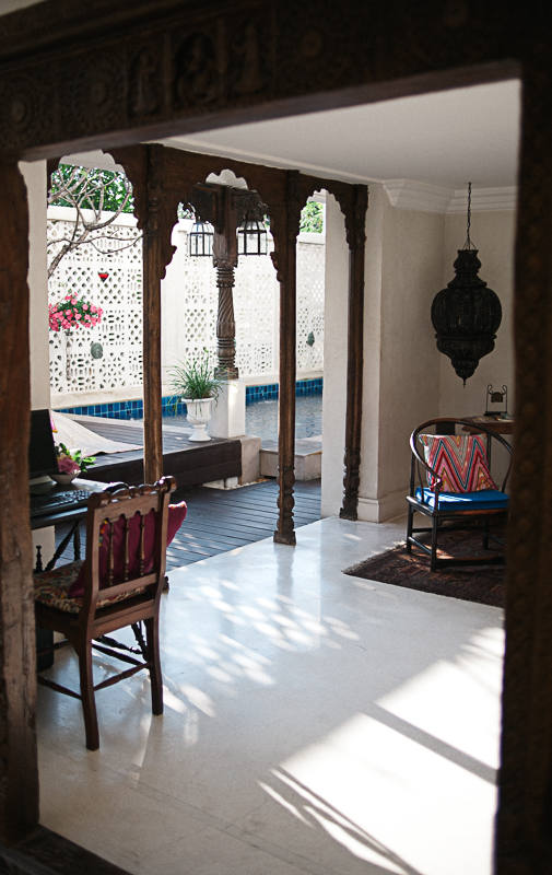 living spaces door framed Thailand